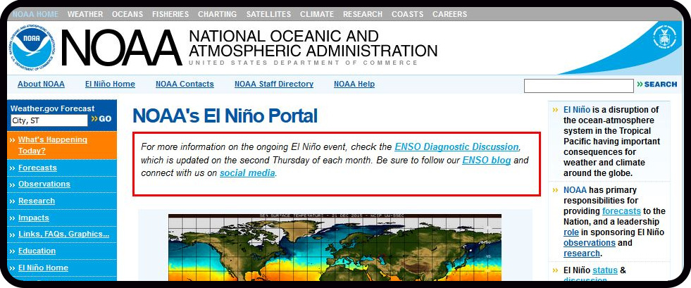 NOAA Portal