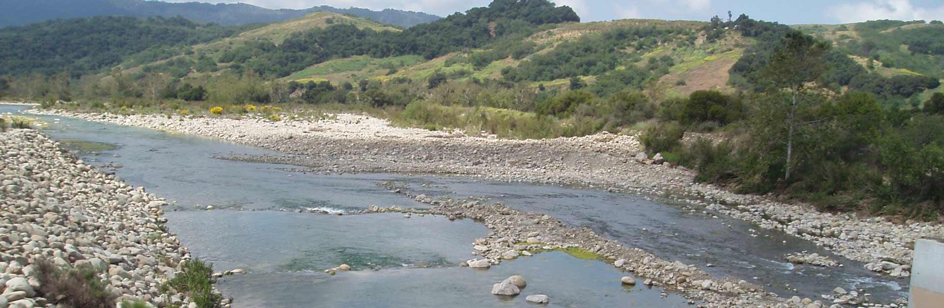 Ventura River.