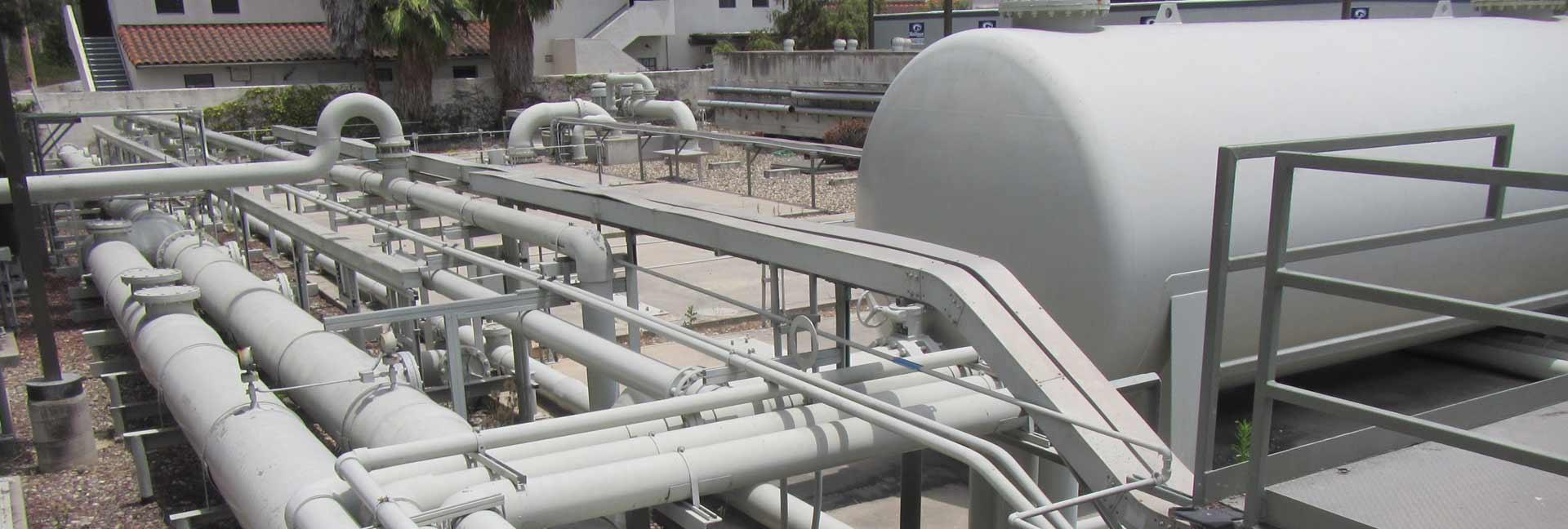 Santa Barbara desalination plant.